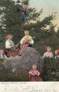 Leksand. Dalarne. Sweden , 00-10s