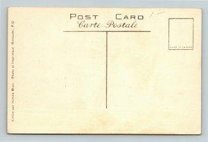 Quebec-Canada, Grand Etang, Co. Gaspe, Vintage Postcard
