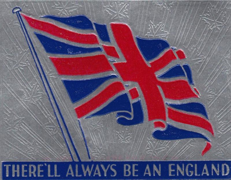 Label: There'll Always Be An England