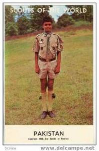 Boy Scouts of the World, PAKISTAN SCOUTS, 1968