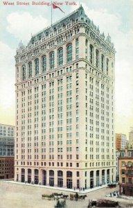 USA West Street Building New York 03.81