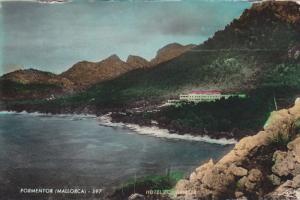 RP: Hotel Formentor , FORMENTOR (Mallorca) , Spain , 30-40s