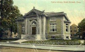 Public Library - South Norwalk, Connecticut CT