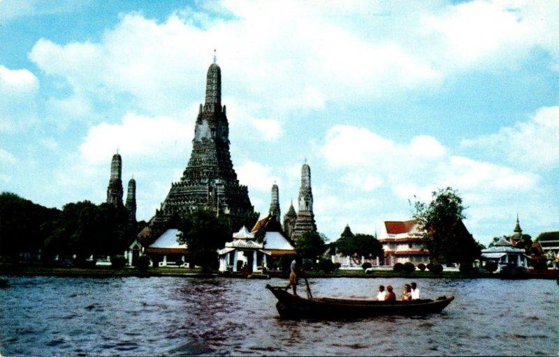 Advertising Pan American World Airways To Thailand
