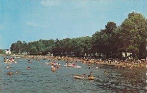 ST-GABRIEL de BRANDON , Quebec, Canada, PU-1988 ; Beach