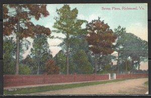 Virginia, Richmond - Seven Pines - [VA-284]