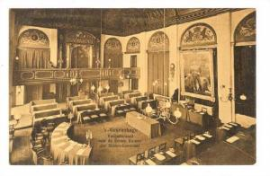 Interior, Vergaderzaal van de Eerste Kamer der Staten-Generaal, 's-Gravenhage...