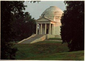 Illinois Memorial,Vicksburg Military Park,MS BIN