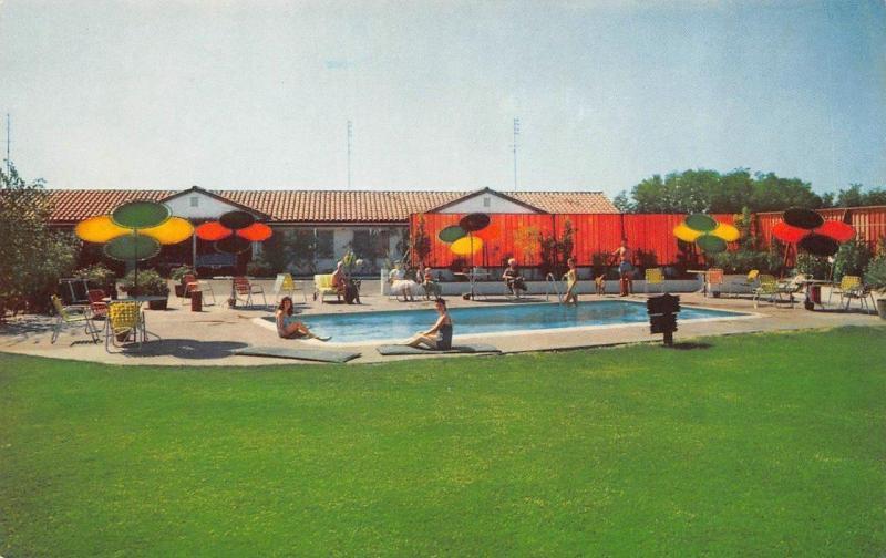 Selma Ca California Motel Selma Restaurant Cool Pool Roadside