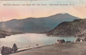 Whiteface Mountain From Signal Hill Lake Placid Adirondack Mountains New York...