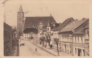 BERNAU , Germany, PU-1908 ; Street