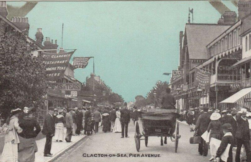 CLACTON-ON-SEA , ESSEX , England , 00-10s ; Pier Avenue