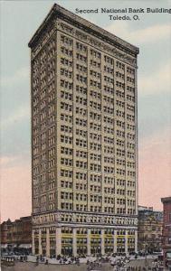 TOLEDO, Ohio, 1900-1910´s; Second National Bank Building