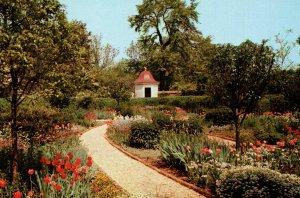 The Flower Garden at Mount Vernon,VA