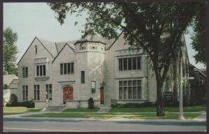 Wendler Funeral Home,Milwaukee,WI Postcard
