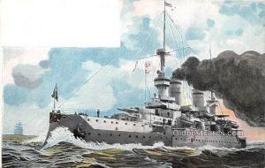Ship Military Battleship Unused