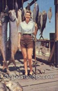 Dauphin Island, Fishing