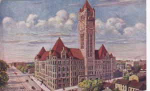 City Hall and Court House, MINNEAPOLIS, MInnesota, 00-10s