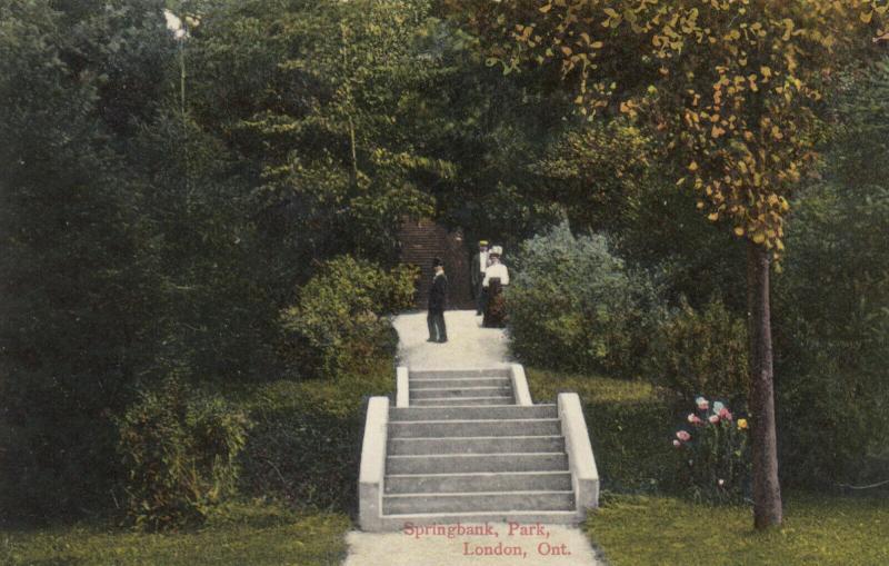 LONDON, Ontario , 1900-10s ; Springbank Park #5