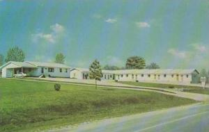 Arkansas Salem Ozark Motel