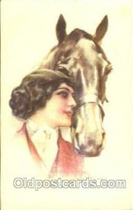 Terzi Postcard Post Card 1919