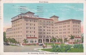 Florida Saint Petersburg Hotel Soreno 1930