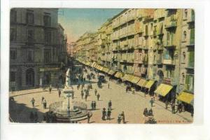 Napoli - Via Roma, Italy, 00-10s