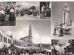 RP, Multi-Views, Including Children, Virgen Mary, Etc., Souvenir, FATIMA, Por...