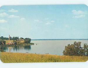 Pre-1980 WATER SCENE Finger Lakes - Geneva New York NY hk2329