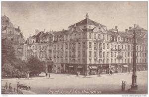 Hotel Leinfelde , MUNCHEN , Germany , 00-10s