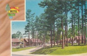 Arkansas Eureka Springs Tall Pines Motel