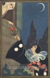 Sofia Chiostri ? (Fofi) (Italy) Artist Signed 1920