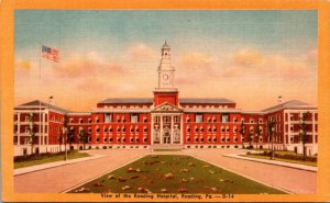 Pennsylvania Reading View Of The Reading Hospital Dexter Press