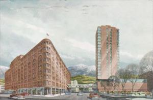 The Brown Palace Hotel Denver Colorado 1971