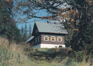 Czechoslovakia Kristianov Pamatnik sklarstvi v Jizerskych horach