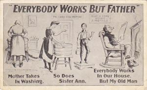 Everybody Works But Father 1906