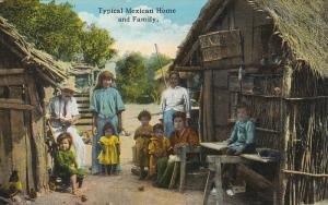 Typical Mexican Home & Family , Mexico , 00-10s