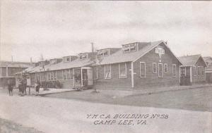 CAMP LEE, Virginia, 1910-20s; Y.M.C.A. Building