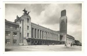 RP; Raiway Station, Hradec Kralove - Nadrazl, PU-1938