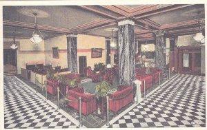 PORTLAND, Oregon, 1910-20s ; Lobby , Imperial Hotel