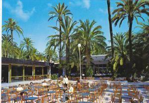 Parque Municipal Restaurante Elche Zaragoza Spain