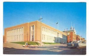 Fed Bldg,Rimouski,Quebec,Canada, 40-60s