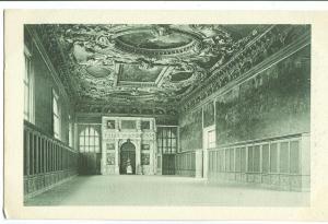 Italy, Venice, Venezia, Palazzo Ducale, Sala dello Scrutinio, early 1900s