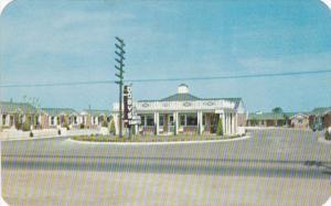 Alabama Montgomery Doby's Hotel Court
