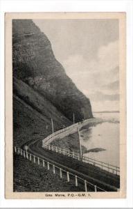 QUEBEC, Canada, PU-1935; Gros Morne