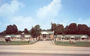 NY - Binghamton. Colonial Motel