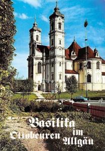 Basilika Ottobeuren Allgaeu, Auto Cars Basilica, Basilique Voitures