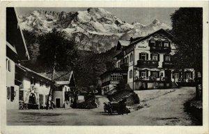 CPA AK Garmisch-Partenkirchen - Gasthof Partnachklamm GERMANY (966401)