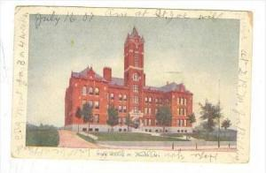 High School, St. Joseph, Missouri, PU-1907