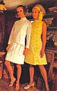 Beeline Fashion Style Show Women's Clothing Home Show Postcard